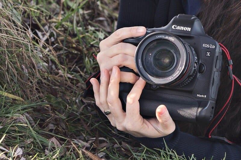 Canon1DXMarkII Kamera von Carmen Bergmann