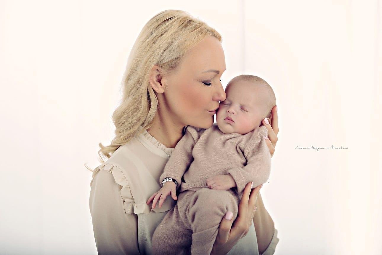 Fotografin fuer Baby Bilder
