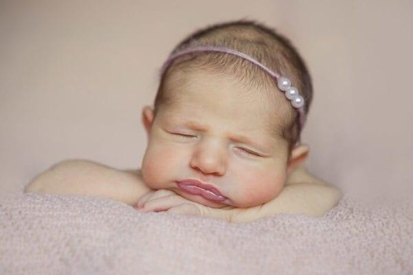 Natürliche Neugeborenenfotografie Berlin Foto