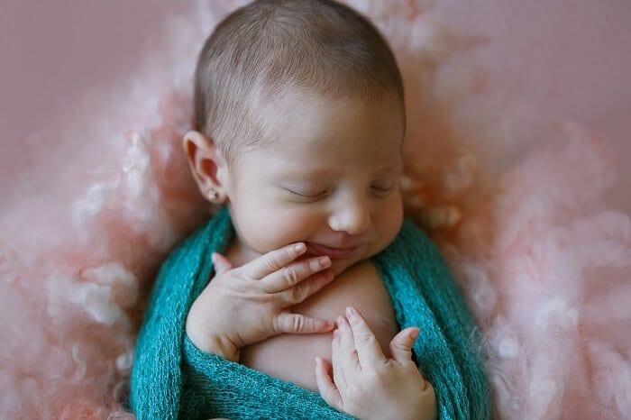 Natürliche Neugeborenenfotografie Berlin