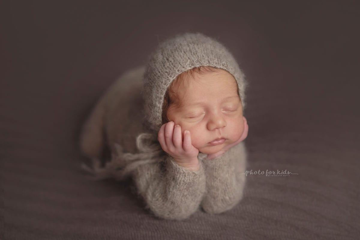 Neugeborenes Fotoshooting von Nicoleta Raftu