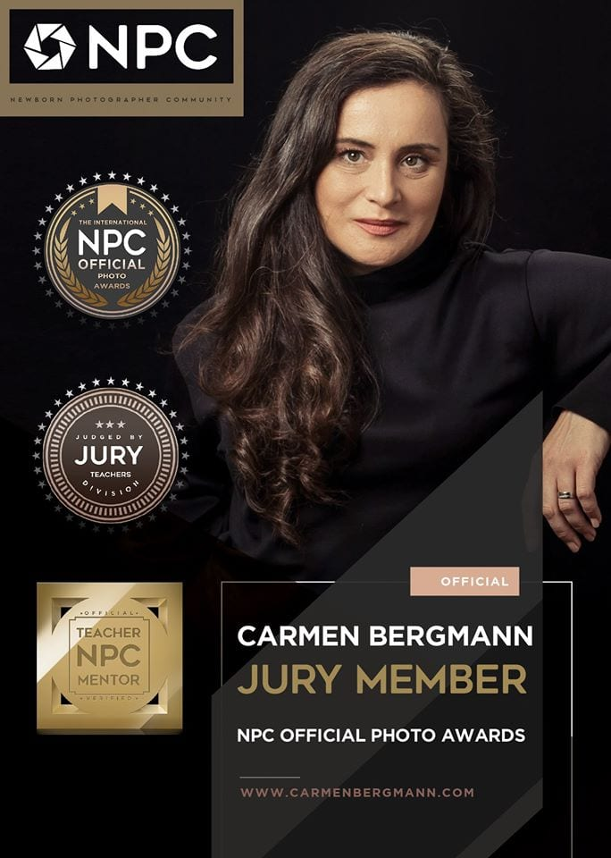 Carmen Bergmann Jury Member NPC Photo Awards