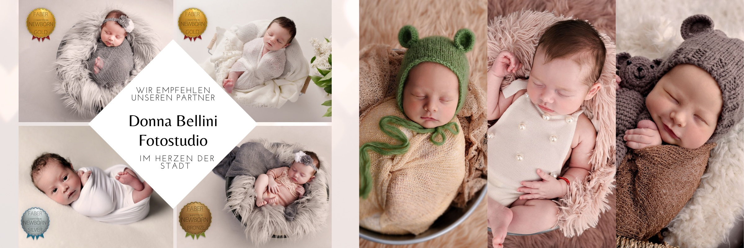 Preisgekrönte Neugeborenen Fotos