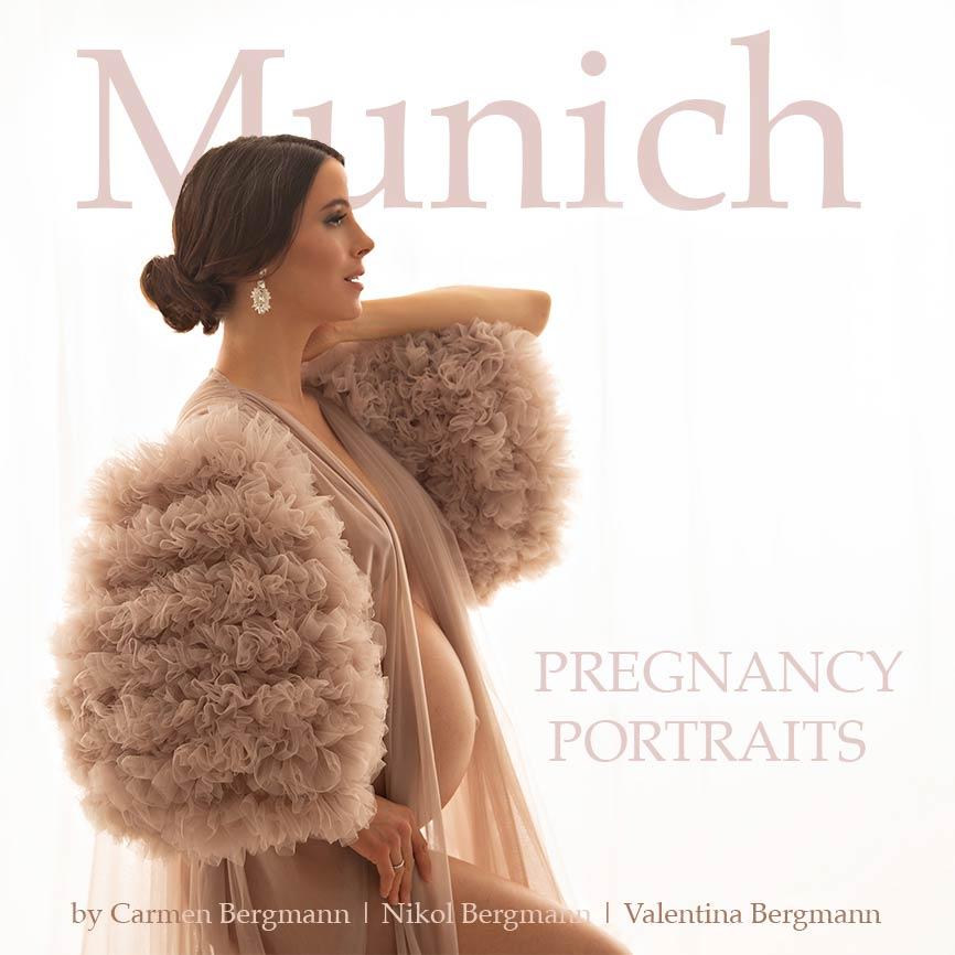 Schwangerschaft Fotoshooting im Studio