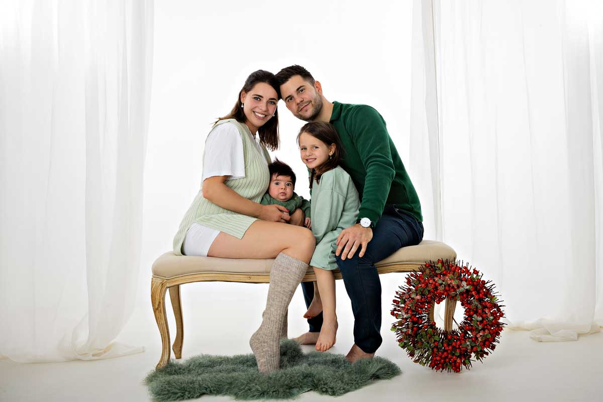 Familien-Shooting-Weihnachtsshooting